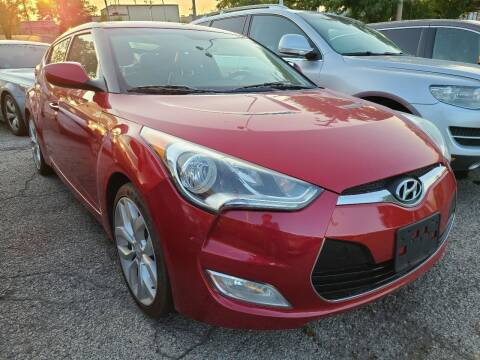 2013 Hyundai Veloster for sale at AA Auto Sales LLC in Columbia MO