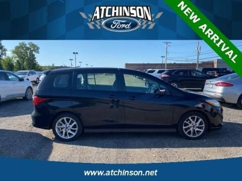 2014 Mazda MAZDA5 for sale at Atchinson Ford Sales Inc in Belleville MI
