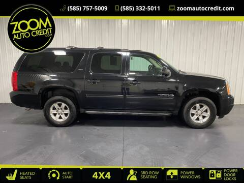 2012 GMC Yukon XL for sale at ZoomAutoCredit.com in Elba NY