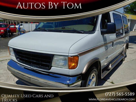 2004 Ford E-Series Cargo for sale at Autos by Tom in Largo FL