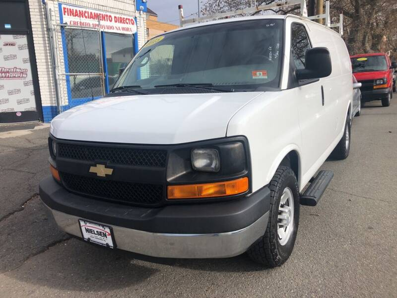 2015 Chevrolet Express Cargo for sale at DEALS ON WHEELS in Newark NJ