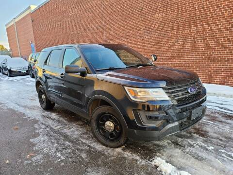2016 Ford Explorer for sale at Minnesota Auto Sales in Golden Valley MN