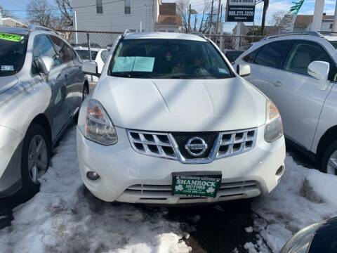 2011 Nissan Rogue for sale at Park Avenue Auto Lot Inc in Linden NJ