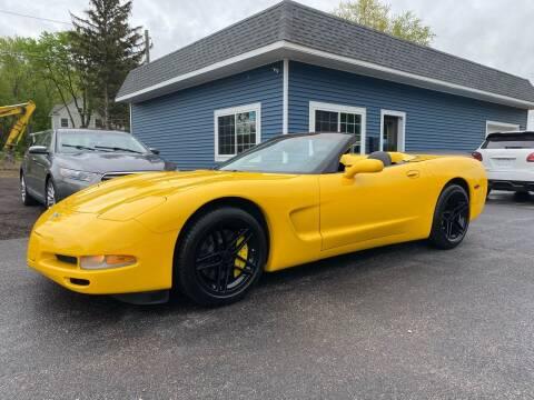 2003 Chevrolet Corvette for sale at Erie Shores Car Connection in Ashtabula OH