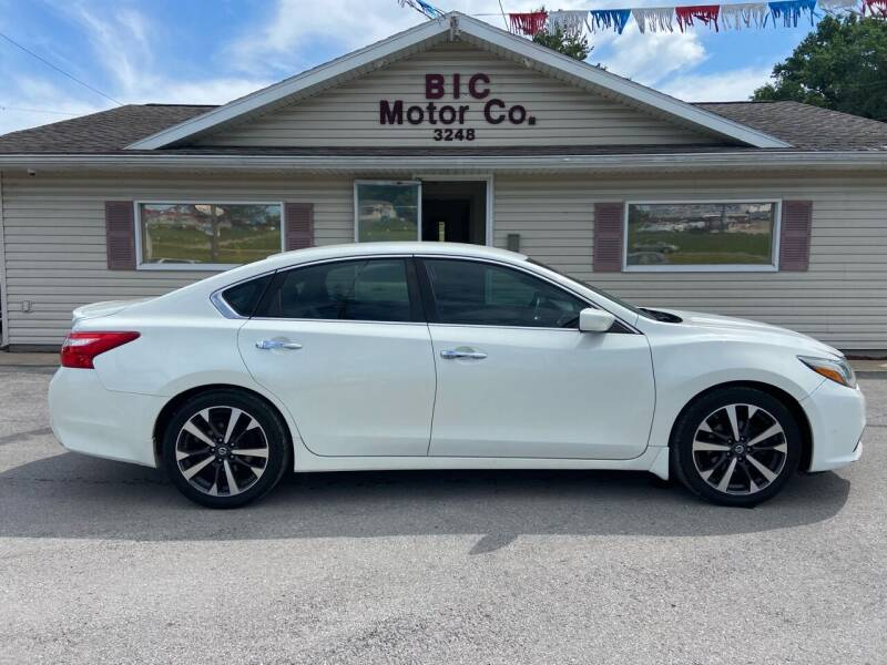 2016 Nissan Altima for sale at Bic Motors in Jackson MO