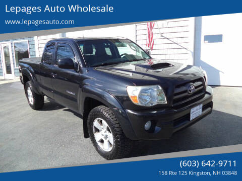 2009 Toyota Tacoma for sale at Lepages Auto Wholesale in Kingston NH