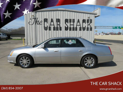 2007 Cadillac DTS for sale at The Car Shack in Corpus Christi TX