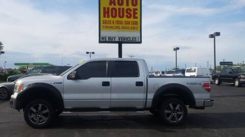 2009 Ford F-150 for sale at AUTO HOUSE WAUKESHA in Waukesha WI