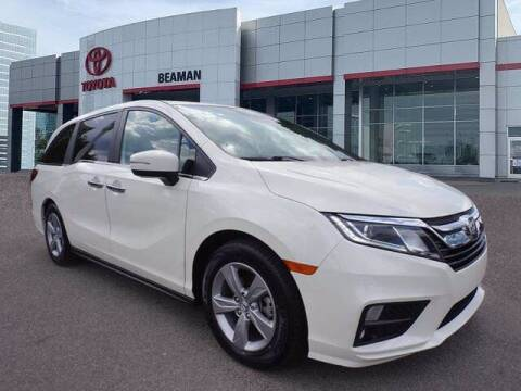 2019 Honda Odyssey for sale at BEAMAN TOYOTA in Nashville TN