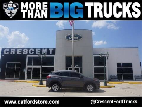 2020 Hyundai Tucson for sale at Crescent Ford in Harahan LA