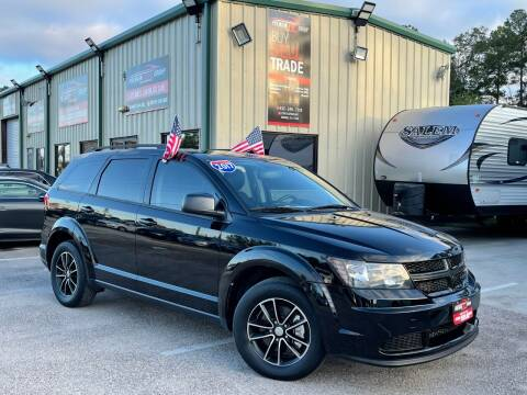 2017 Dodge Journey for sale at Premium Auto Group in Humble TX