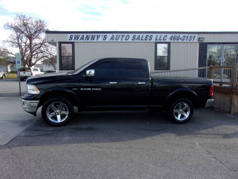 2012 RAM Ram Pickup 1500 for sale at Swanny's Auto Sales in Newton NC