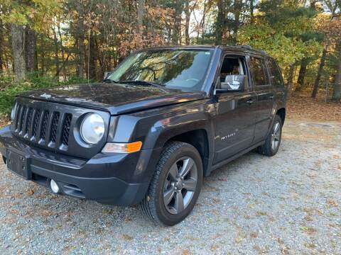 2014 Jeep Patriot for sale at MEE Enterprises Inc in Milford MA