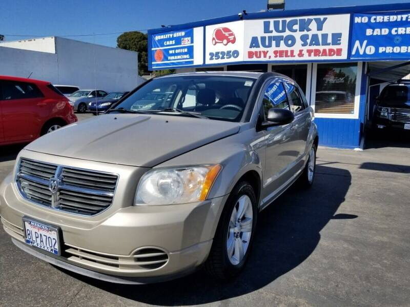 2010 Dodge Caliber for sale at Lucky Auto Sale in Hayward CA