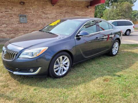 2015 Buick Regal for sale at Murdock Used Cars in Niles MI