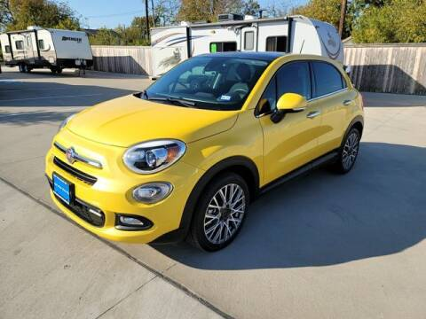 2017 FIAT 500X for sale at Kell Auto Sales, Inc - Grace Street in Wichita Falls TX
