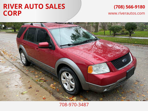2006 Ford Freestyle for sale at RIVER AUTO SALES CORP in Maywood IL