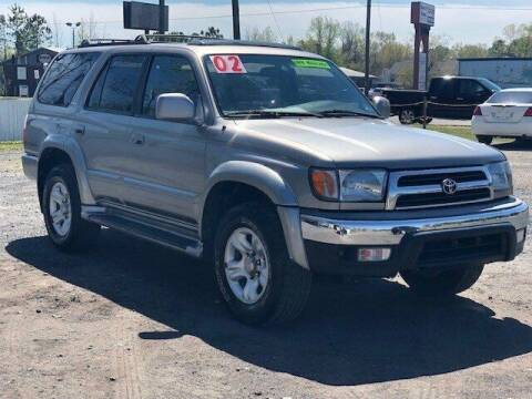 2002 Toyota 4Runner for sale at Harry's Auto Sales, LLC in Goose Creek SC