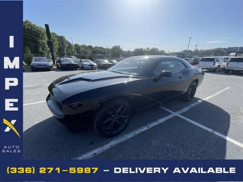 2020 Dodge Challenger for sale at Impex Auto Sales in Greensboro NC