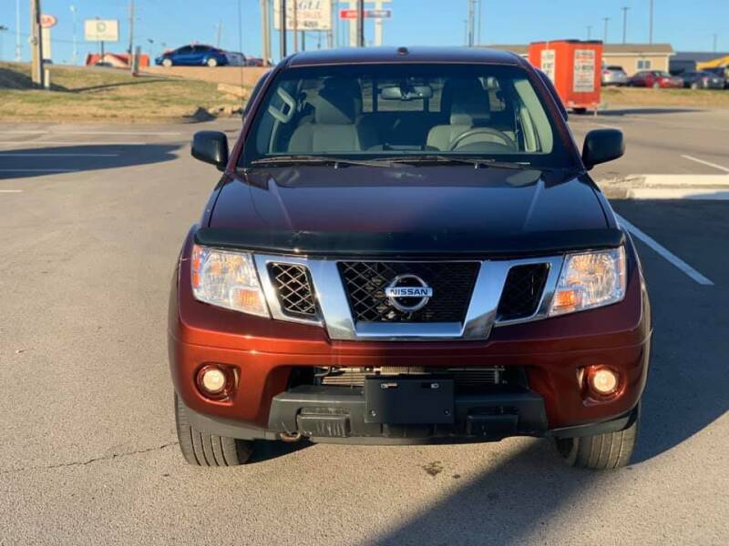 2017 Nissan Frontier for sale at Driv Inc in Madison TN