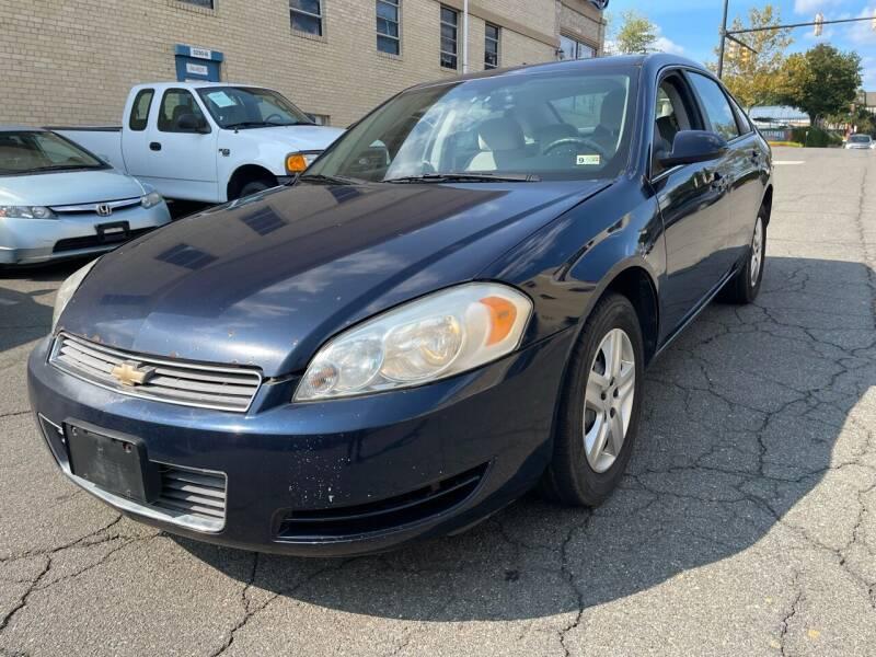 2008 Chevrolet Impala for sale at Alexandria Auto Sales in Alexandria VA