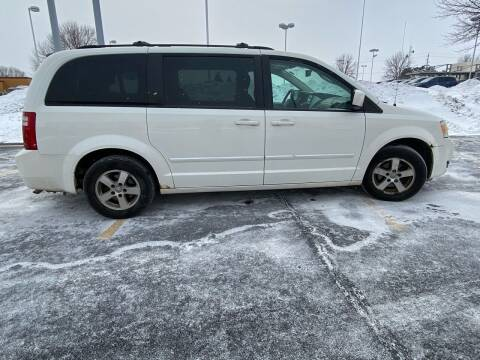 2008 Dodge Grand Caravan for sale at C & I Auto Sales in Rochester MN