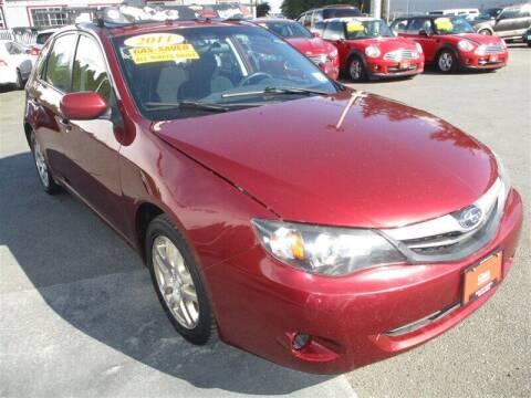 2011 Subaru Impreza for sale at GMA Of Everett in Everett WA
