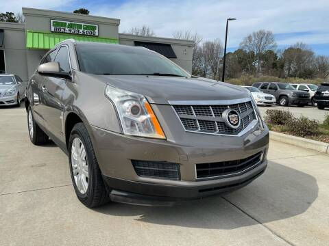 2012 Cadillac SRX for sale at Cross Motor Group in Rock Hill SC