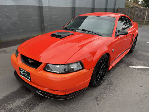 2004 Ford Mustang for sale at APX Auto Brokers in Lynnwood WA