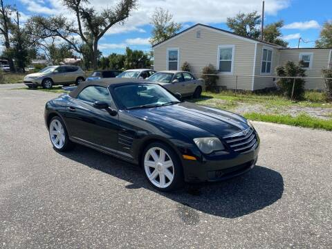 2005 Chrysler Crossfire for sale at Lucky Motors in Panama City FL