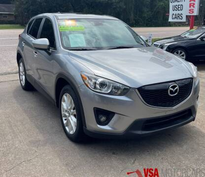 2014 Mazda CX-5 for sale at VSA MotorCars in Cypress TX