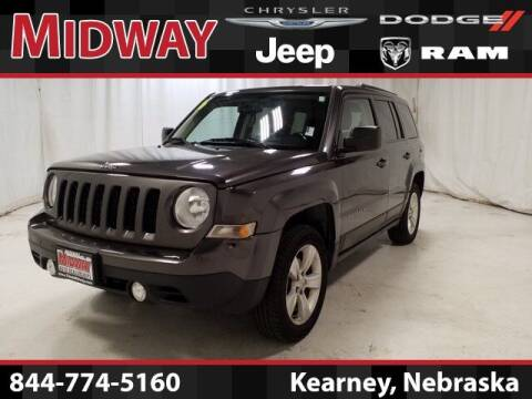2016 Jeep Patriot for sale at MIDWAY CHRYSLER DODGE JEEP RAM in Kearney NE
