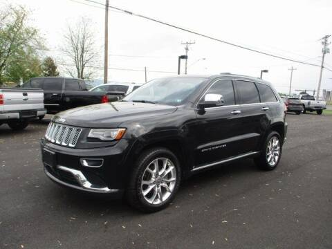 2014 Jeep Grand Cherokee for sale at FINAL DRIVE AUTO SALES INC in Shippensburg PA