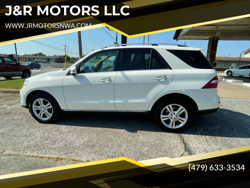 2013 Mercedes-Benz M-Class for sale in Rogers, AR