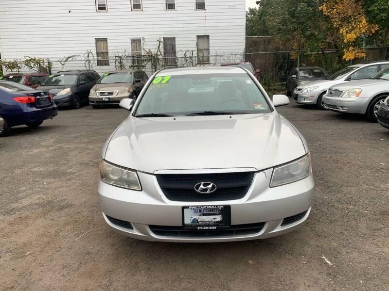 2007 Hyundai Sonata for sale at 77 Auto Mall in Newark NJ