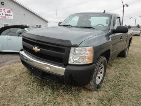 2008 Chevrolet Silverado 1500 for sale at Carz R Us 1 Heyworth IL in Heyworth IL