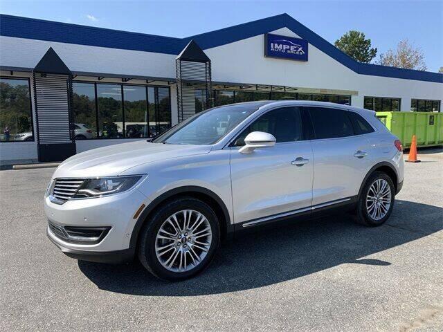 2017 Lincoln MKX for sale at Impex Auto Sales in Greensboro NC