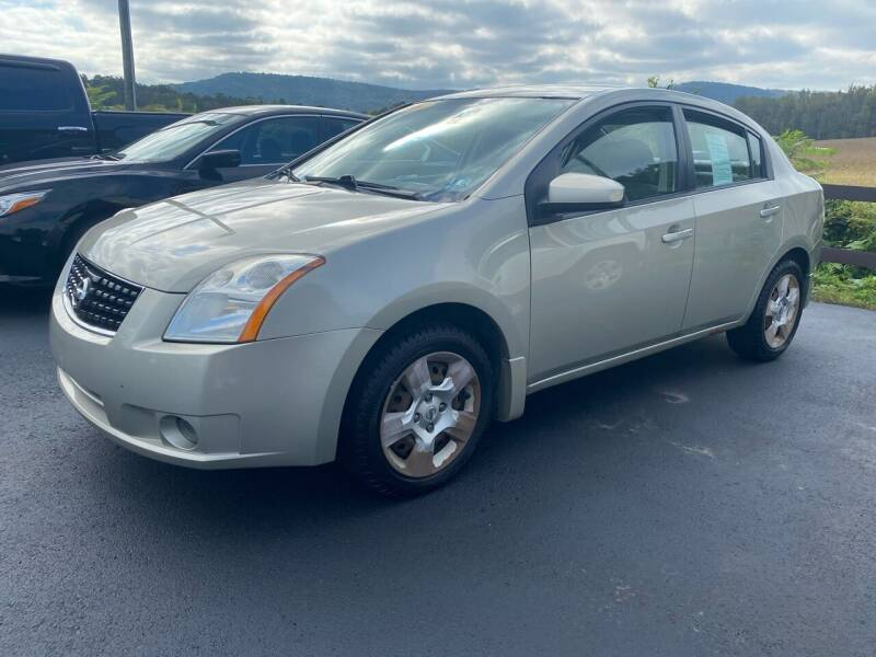 2008 Nissan Sentra for sale at Pine Grove Auto Sales LLC in Russell PA