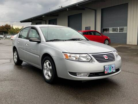 2007 Saturn Ion for sale at DASH AUTO SALES LLC in Salem OR