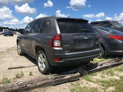 2016 Jeep Compass for sale at GP Auto Connection Group in Haines City FL