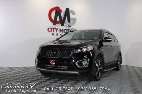 2017 Kia Sorento for sale at City Motor Group, Inc. in Wanaque NJ