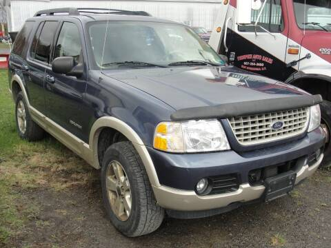 2005 Ford Explorer for sale at Turnpike Auto Sales LLC in East Springfield NY