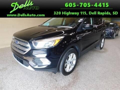 2017 Ford Escape for sale at Dells Auto in Dell Rapids SD