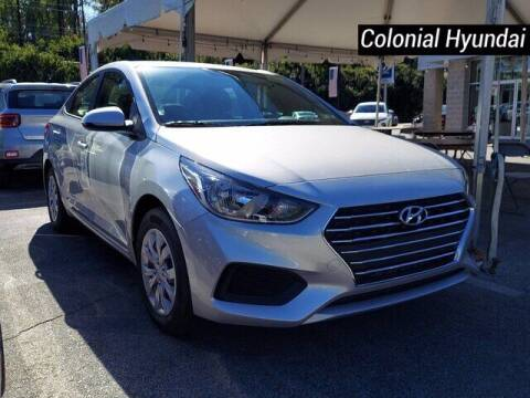 2022 Hyundai Accent for sale at Colonial Hyundai in Downingtown PA