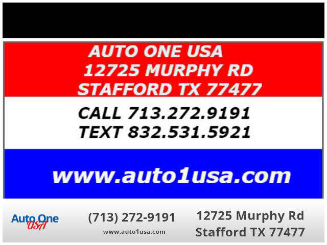 2015 Cadillac SRX for sale at Auto One USA in Stafford TX