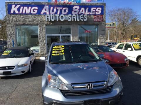 2008 Honda CR-V for sale at King Auto Sales INC in Medford NY