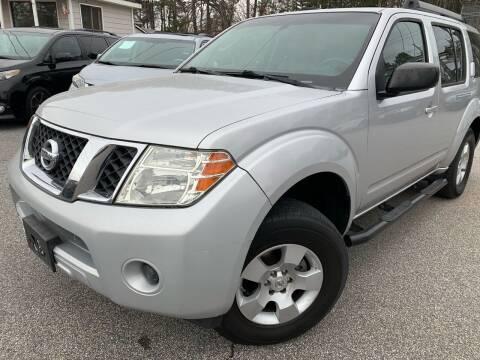 2010 Nissan Pathfinder for sale at Georgia Car Shop in Marietta GA