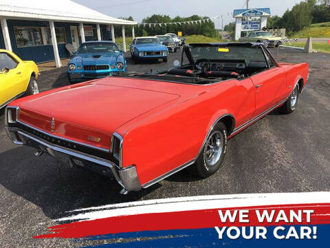 1967 Oldsmobile 442 for sale at AB Classics in Malone NY