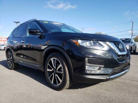 2019 Nissan Rogue for sale at All Star Mitsubishi in Corpus Christi TX