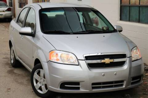 2009 Chevrolet Aveo for sale at JT AUTO in Parma OH